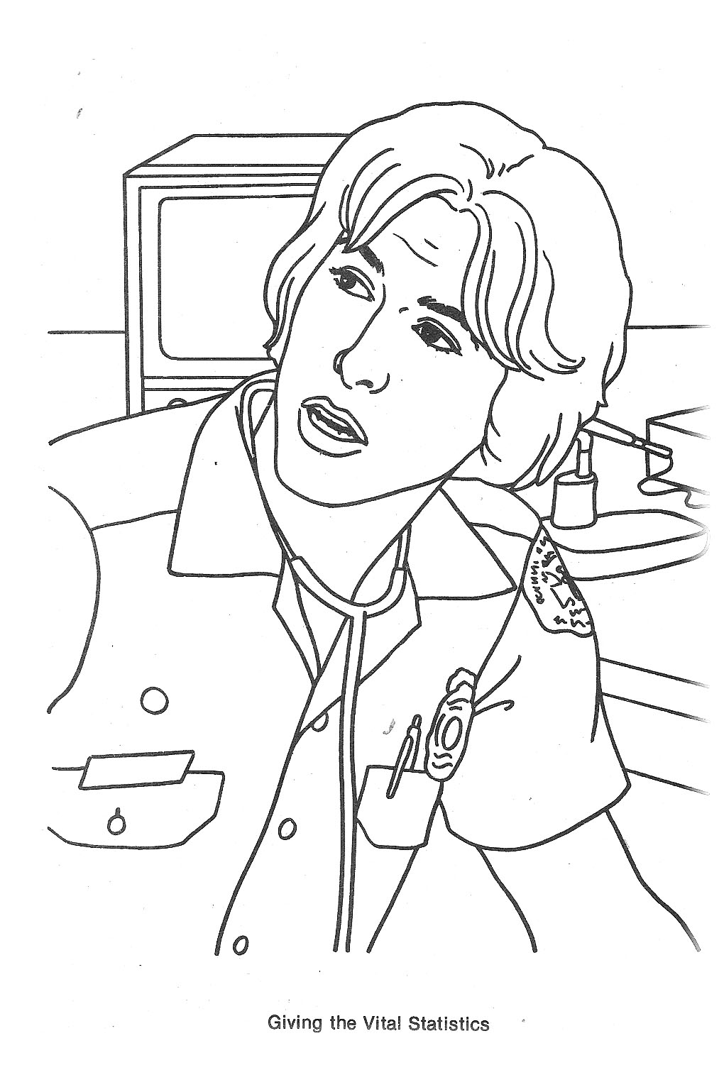 gage colouring pages